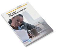 SAP Corporate profile 2015
