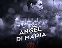 Angel Di Maria - Paris Saint-Germain
