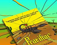 Pratihar - Responsive web comic