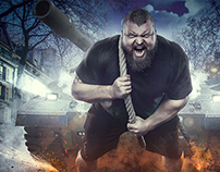 The Beast - Eddie Hall