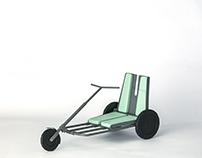 Foldable Vehicle Concept