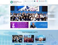 Free Website PSD layout