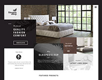 Sleepee - Design direction for furniture company