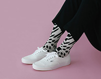 Karan Singh x Look Mate London Socks