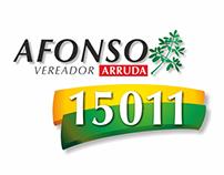 CAMPANHA ELEITORAL • Afonso Arruda