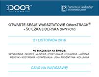 E-mail - Otwarte Sesje Warsztatowe DOOR