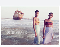 Ship Shape for Arise Magazine