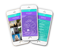 Adventurus - Travel App