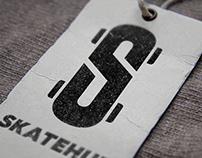 Skatehut branding
