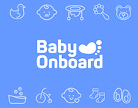 Baby Onboard - Icons & Illustrations