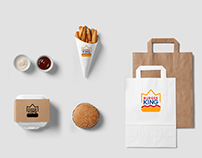 Burger King rebranding