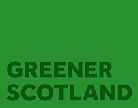 GREENER SCOTLAND IDENTS
