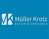 Müller Krotz | Estudio contable | Branding