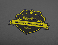 "Egyptian Keeway Superlight ""Badge"""