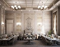 classic Dining room KSA