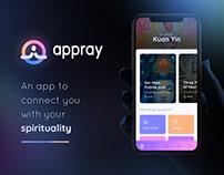 Appray - Branding I UI design