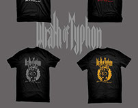 "Wrath of Typhon - ""Give Us Back the Eye"" T-shirt"