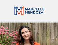 Marcelle Mendoza Branding