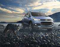 Chevy Trax Coyotes