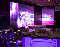 Spark Digital 'FWD' Event and Collateral Design