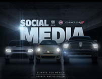 Social Media FCA México