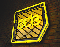 ade neon sign