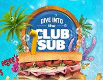 eegee's Club Sub