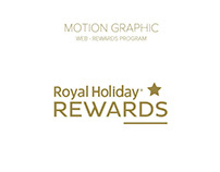 Motion Graphics | Royal Holiday | Royal Rewards