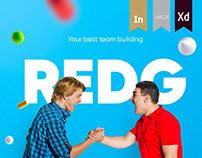 RED-G team building agency