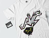 azrael typography -عزرائيل تايبوجرافي