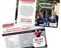 Auto-Lab of Canton South Marketing Materials