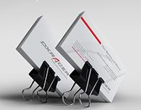 DXRacer Visitor Card