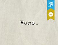 Vans Extra Shoe