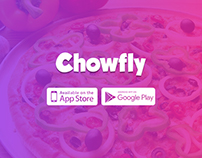 Chowfly - Shopping and Food App for iPhone and Android