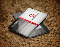 Corporate Business Card Vol-07