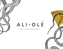 ALI·OLÉ · SPANISH TAPAS RESTAURANT