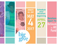 The Big Give @ The Do Seum