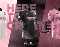 Inter Miami CF | Concept x Football Nerds