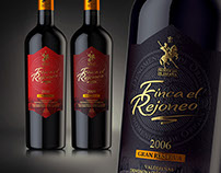 """Spanish wine """"Finca el Rejonero"""""""