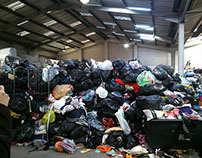 Traid: The Clothes Recycling  Warehouse