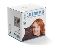 Cat Fountain Packaging