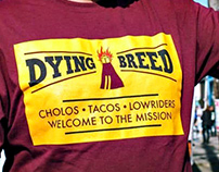 DYING BREED SF