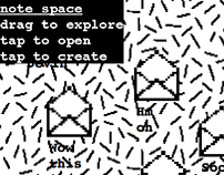 note space