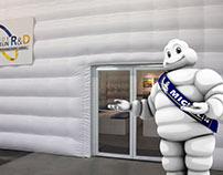 Habillage tente Michelin