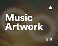 Music Artwork SIX