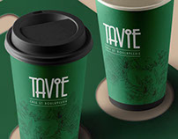 Ta Vie Coffee™ Branding & Website
