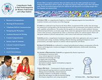 Vectors - Integral ESL Brochure