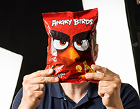Angry Birds packaging design