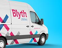 Blyth Utilities - Branding