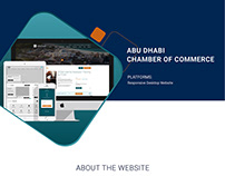 Abu Dhabi Chamber of Commerce Website